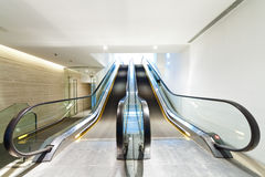 Escalator Escalating Stock Photography