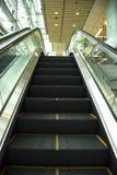 Escalator / interior / industry / concept Stock Photo