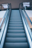 Escalator in mall Royalty Free Stock Photography