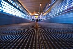 Escalator mobile Photos stock