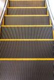 escalator in modern office building Stock Image