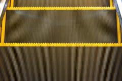 escalator in modern office building Royalty Free Stock Photos