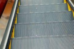 Escalator and modern shopping mall Stock Photography