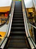Escalator. For passway Stock Image