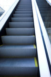 Escalator in shopping center, Moscow Royalty Free Stock Image