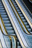 Escalator stairs Stock Image