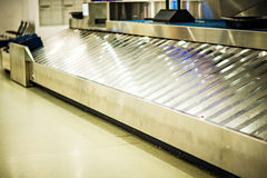 Escalator stairs at the airport. Escalator stairs at the  airport Royalty Free Stock Photo