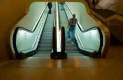 Escalator at Stedelijk Museum Stock Photo