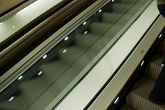 Escalator at Stedelijk Museum Royalty Free Stock Photos