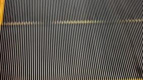 Escalator step close up. HD. 1920x1080 stock footage