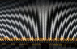 Escalator texture Royalty Free Stock Photo
