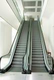 Escalators Stock Images