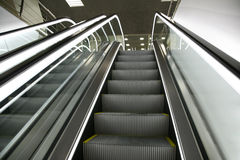 Escalators 2 Stock Image