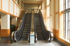 Escalators  Stock Photos