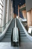 Escalators Stock Images