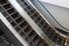 escalators Fotos de archivo libres de regalías