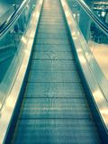 escalators Fotografia Stock