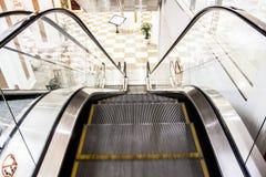 escalators Fotografía de archivo