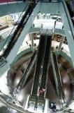 escalators Photo libre de droits