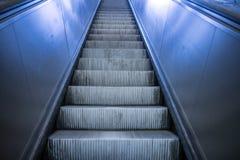 escalators Image stock