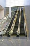 Escalators automatiques Photographie stock libre de droits