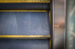 Escalators Background Stock Images