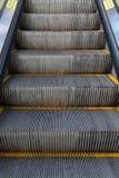 Escalators floor Royalty Free Stock Photos