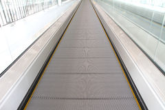 Escalators Moving way Royalty Free Stock Photography