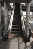 Escalators Stock Photography