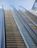 Escalators to the Sky Stock Photo