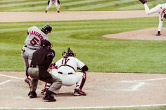 Escale de Nomar Garciaparra les Red Sox de Boston Photographie stock