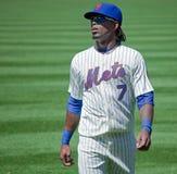 Escale Jose Reyes de Mets Images libres de droits