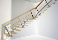 escalera Foto de archivo libre de regalías