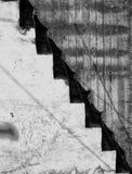 Escalera abstracta Imagen de archivo