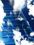 Escalera al cielo Imágenes de archivo libres de regalías
