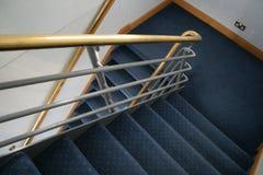 Escalera comercial Fotos de archivo
