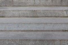 Escalera concreta Fotos de archivo