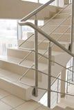 Escalera de la oficina Imagen de archivo