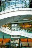 Escalera de la oficina Fotografía de archivo libre de regalías