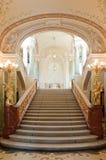 Escalera de lujo Fotos de archivo