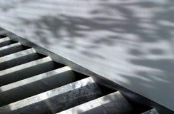 Escalera de mármol Fotografía de archivo libre de regalías