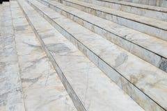 Escalera de mármol - arquitectura moderna al aire libre Fotos de archivo