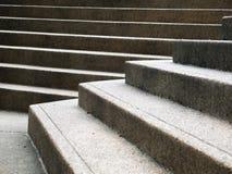 Escalera de piedra Imágenes de archivo libres de regalías