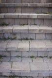 Escalera de piedra Fotos de archivo