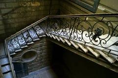 Escalera de Tbilisi Imagen de archivo libre de regalías