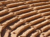 Escalera del auditorio, Palmyra Fotografía de archivo