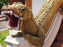 escalera del dragón Imagenes de archivo