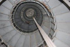 Escalera del faro de Hillsborough Imágenes de archivo libres de regalías