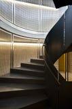 escalera del hierro Imagen de archivo