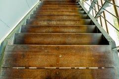 Escalera en el edificio Fotografía de archivo